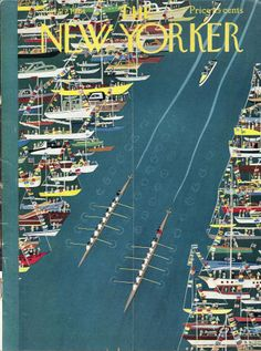 Huge collection of vintage, old, collectible, rage magazines spanning over 100 years with thousands of titles. Featuring Charles E. Martin. The New Yorker, New Yorker Covers, Magazine Images, Magazine Art, Magazine Covers, Editorial Illustration, Birds Eye View, Vintage Magazines, Travel Posters