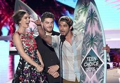 Congrats to my Teen Wolf bbs for winning a #TeenChoiceAward