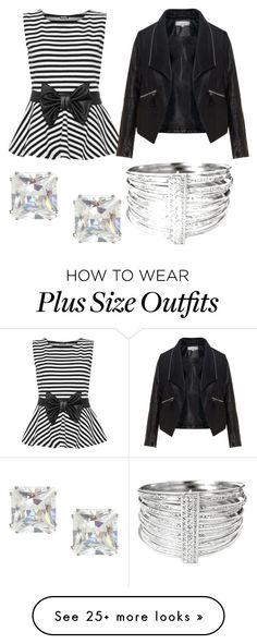 """#plussize#3"" by fashionunicornxxx on Polyvore featuring moda, WearAll, Zizzi, Lane Bryant, women's clothing, women, female, woman, misses y juniors"