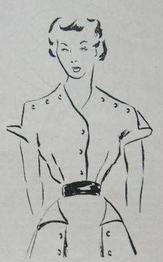 dress 1949