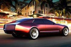 Designer Envisions New Cadillac C-Ville Luxury Sedan Concept Cars Usa, Cadillac Cts, Fancy Cars, Futuristic Cars, Unique Cars, Sweet Cars, Hot Cars, Car Pictures, Concept Cars