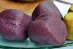 batata doce roxa cozida - Google Search