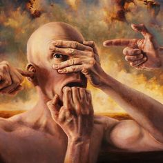 Hear See Speak Think No Evil