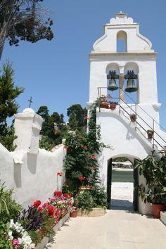 Little church in Corfu
