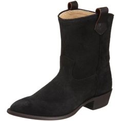 FRYE Women's Billy Short Boot,87817-Black,11 « Shoe Adds for your Closet