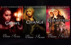 The Lucy Hannigan trilogy
