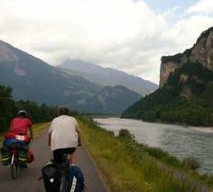 Bicycle Touring Along Rail Trails, The Top Ten States