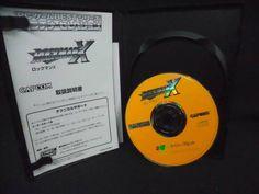 ②★PCソフト★ロックマンX・WinXP対応_画像3