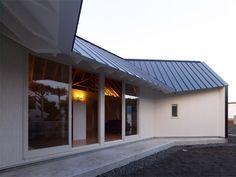 Branch House, Fukushima, by Kino