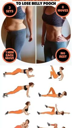 Gym Workout For Beginners, Gym Workout Tips, Fitness Workout For Women, Easy Workouts, Workout Videos, Fitness Tips, Fitness Motivation, Morning Ab Workouts, Glute Workouts