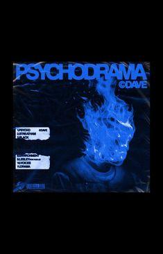 Psychodrama - Dave By Jack Boyce Graphic Design Layouts, Poster Design, Graphic Design Posters, Graphic Design Typography, Graphic Design Inspiration, Graphic Art, Poster S, Typography Poster, Album Design