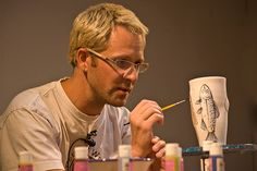 Jason Walker by Ceramics Ireland, via Flickr