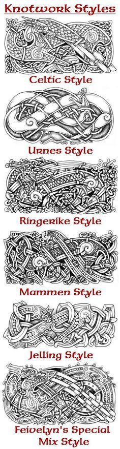 well, didn't really draw any knotwork recently so. celtic/norse mix style again Knotwork Dragon X Viking Art, Viking Symbols, Mayan Symbols, Egyptian Symbols, Viking Runes, Ancient Symbols, Viking Designs, Celtic Designs, Celtic Tattoos