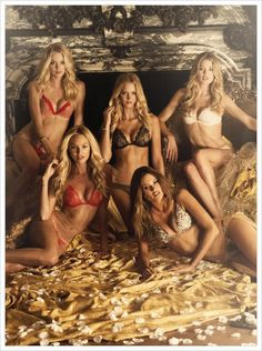 Victoria's Secret Models . - Sex appeal of a model regardless of what you look like! Click the pic