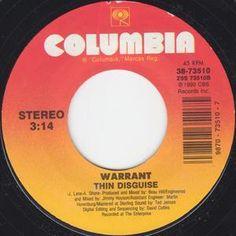 Warrant – Cherry Pie / T... - AC Treasures   Scott's Marketplace