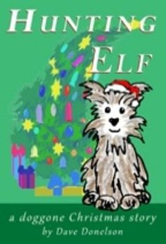 """A puppy for Christmas! What could be better? Dan McCoy and his capable wife June find out when Santa gives them a frolicsome hairball named Elf, a Silky Terrier on the Christmas wish list of nefarious dognappers who want to steal him in a murderous scheme to win """"Best in Show"""" at Westminster. Elf foils the plot when he brings Macy's Parade to a tumultuous halt in a comedic Christmas adventure."""