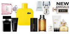 Skønne nye varer, både nye og ganmle kendige.. Shop parfume billigt her www.billigparfume.dk