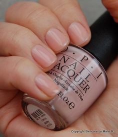 Soft Shades: OPI Put it in neutral