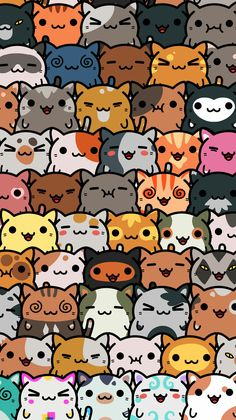 Source by PaolaZarag videos wallpaper cat cat memes cat videos cat memes cat quotes cats cats pictures cats videos Cat Phone Wallpaper, Cute Cat Wallpaper, Cute Patterns Wallpaper, Kawaii Wallpaper, Cute Wallpaper Backgrounds, Cute Cartoon Wallpapers, Disney Wallpaper, Gatos Wallpapers, Kawaii Drawings