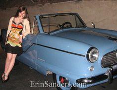 Nancy Drew Roadster