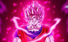 Descargar fondos de pantalla 4k, Goku, el arte, Dragon Ball, Super DBZ