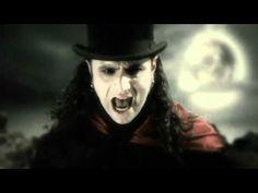 MOONSPELL - SCORPION FLOWER (OFFICIAL MUSIC VIDEO HD)