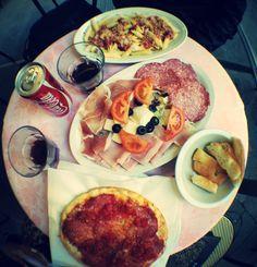 Big lunch!