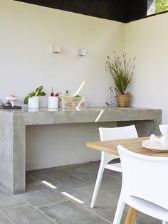 utekjøkken i betong - Google-søk