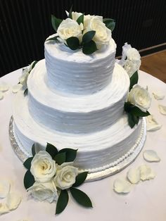 Rustic Wedding Cake Catering By Teatime www.cateringbyteatime.com