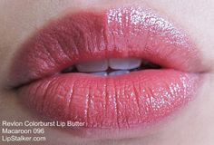 Revlon Colorburst Lip Butter Macaroon (096)