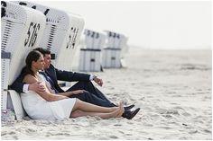 Hochzeiten auf Sylt sind immer spektakulär