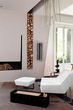 Design para lareiras modernas - Assuntos Criativos
