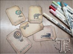 Tim Holtz STAMPtember® Mini Masterpieces You Won't Want to Miss! | Simon Says Stamp Blog