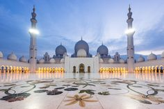 Grand Mosque in Dubai