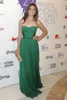 Michelle Jenner - Premios Unión de Actores 2013