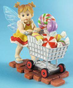 My Little Kitchen Fairies - Sweetie Shopper Fairie