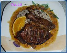 Kachna na pomerančích Steak, Food, Eten, Steaks, Meals, Beef, Diet