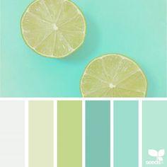 New kitchen colors palette design seeds ideas Colour Pallette, Color Palate, Color Combinations, Green Pallete, Kitchen Colour Schemes, Kitchen Colors, Bathroom Colors, Aqua Kitchen, Bathroom Ideas