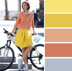 Color Harmony: The Summer colors are harmonious and have a light undertone.