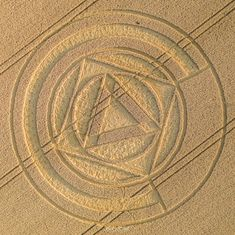 Crop Circle at Preston Candover, Nr Basingstoke, Hampshire. Ancient Egyptian Art, Ancient Aliens, Ancient Greece, Ancient History, Crop Circles, Ancient Mysteries, Ancient Artifacts, Dna, Project Blue Book