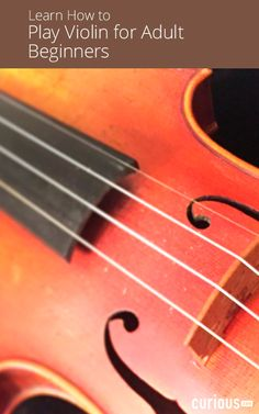 """It's never too late to learn how to play the violin—and this comprehensive course for adult beginners is a great place to start! With patience and care, professional violinist Jennifer Clift walks you through each step—from properly holding the violin and bow, to developing mental focus. Learn about tuning your violin, fingering and bow techniques, and develop a repertoire ranging from folk tunes to Beethoven's """"Ode to Joy"""". Develop a new skill, and enjoy learning the violin at your own…"""