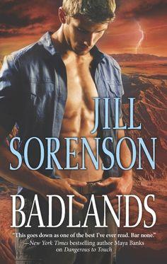Badlands by Jill Sorenson | Aftershock, BK#3 | Publisher: Harlequin HQN | Publication Date: December 31, 2013 | www.jillsorenson.com | Romantic Suspense
