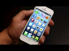 """What's On My iPhone 5? The 50+ Apps - """"The Best iPhone 5 Apps"""" & """"The Be..."""