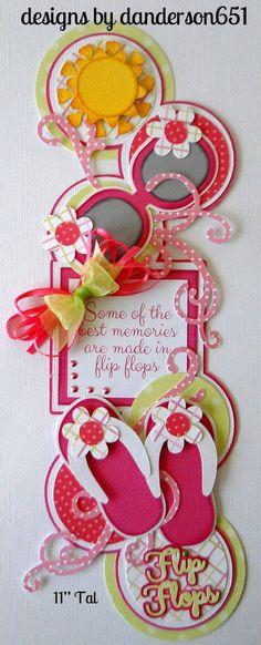 danderson651 US $13.49 New in Crafts, Scrapbooking & Paper Crafts, Scrapbooking Pages (Pre-made) facebook - danderson651 paperdesignz.com