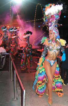 Club Tropicana, Havana, Cuba... One of the most amazing shows I have ever seen a real spectacle well worth a look!!!!