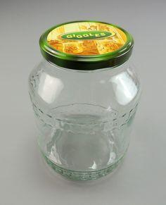 Sturzglas 1,7l mitDeckel 89mm