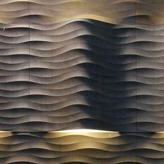 PIETRE INCISE - pareti tridimensionali in pietra naturale - FONDO | Lithos Design