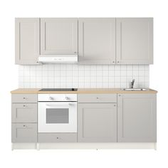 KNOXHULT Kitchen IKEA Complete kitchen which includes worktop, shelves, drawers…