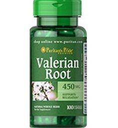 La valeriana siempre ha contado con unas propiedades ayuda a relajar el sistema nervioso central.