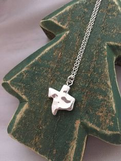 Your place to buy and sell all things handmade Texas Jewelry, Limestone Rock, Texas Star, Arrow Necklace, My Etsy Shop, Buy And Sell, Band, Sterling Silver, Stars